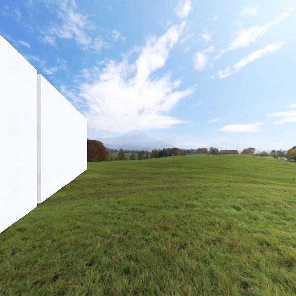 progetto open space Interior Design Render