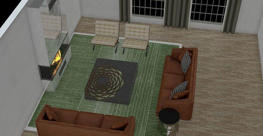 SENAY EV Interior Design Render