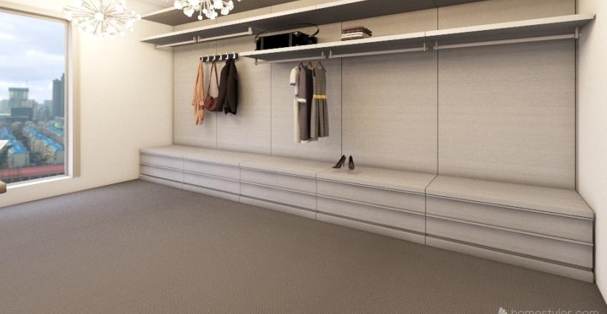 Apartment No.1 Interior Design Render