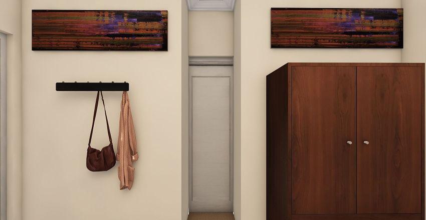 New Master Bedroom Interior Design Render