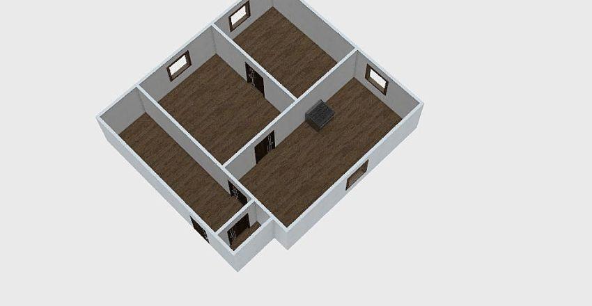 Дома_0304 Interior Design Render