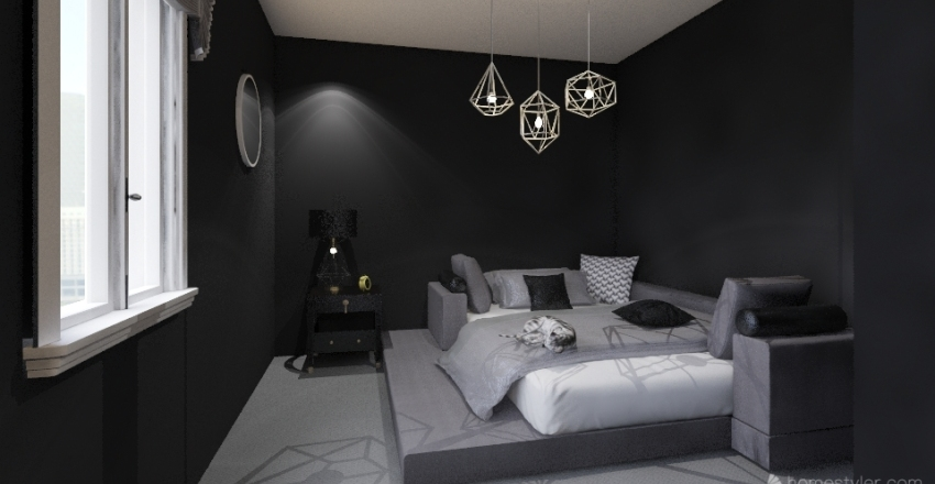 just a design Interior Design Render