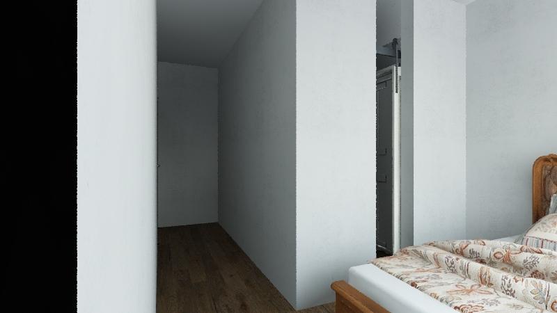 giyinme odası Interior Design Render