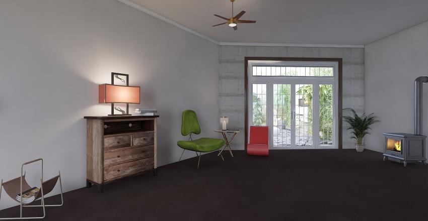 Light House Interior Design Render