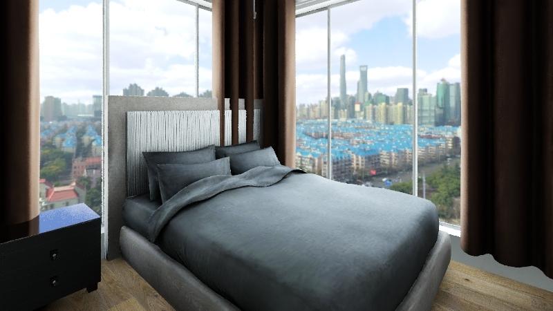Sleepout Harvey Interior Design Render