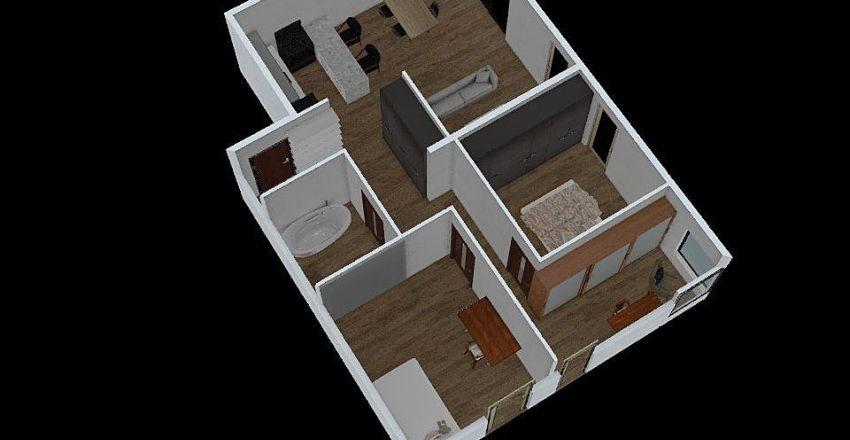 rzut2 Interior Design Render
