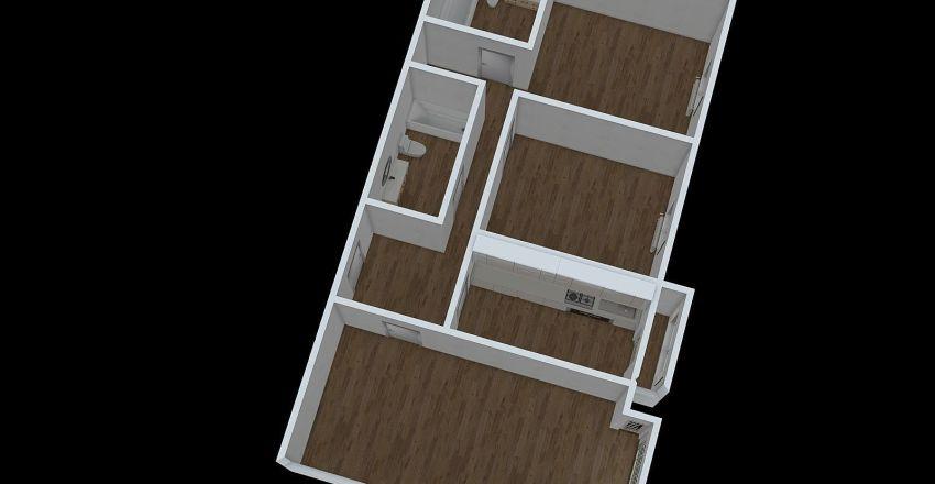 secoya 2 Interior Design Render