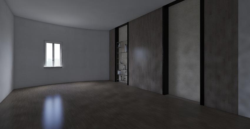 فيلا سكني - الدور الاول Interior Design Render