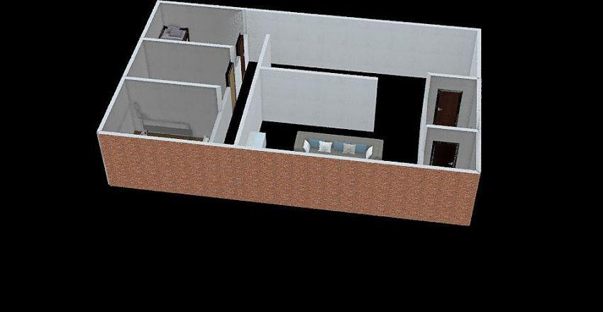 Luis Lopez And Kris Bailey Interior Design Render