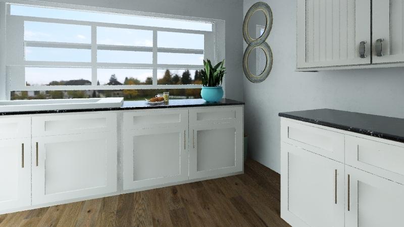 cozinha projeto1 Interior Design Render