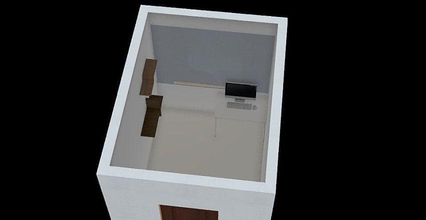Escritório - ETH Interior Design Render