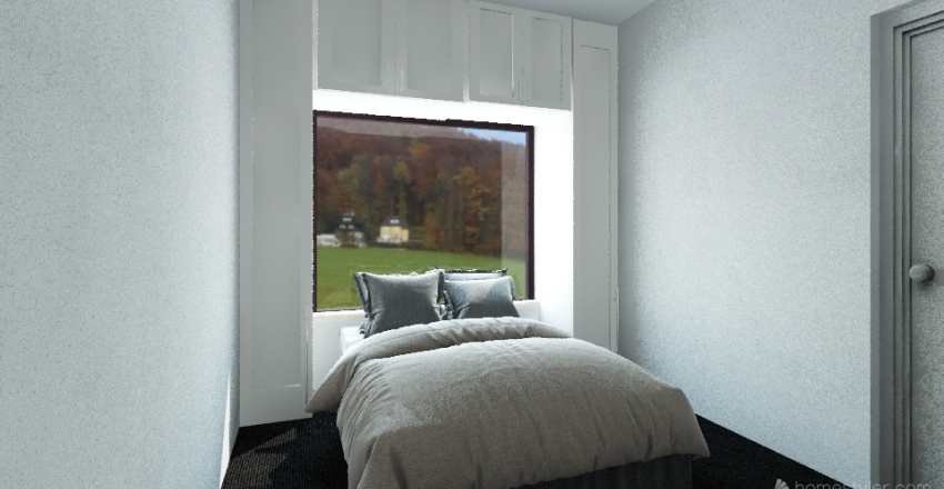 Acacia Room Interior Design Render