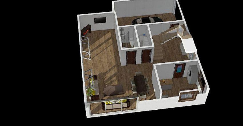 Home v1 Interior Design Render