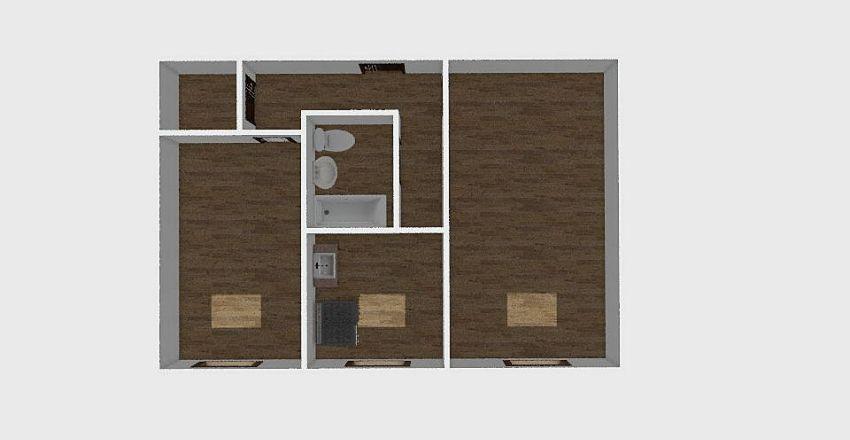 2-комн_093_3 Interior Design Render