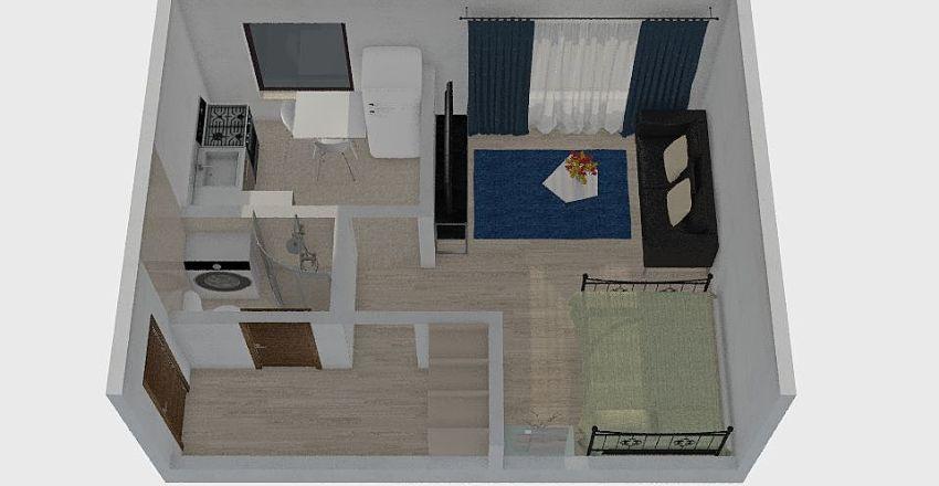DimaSkroblu Interior Design Render