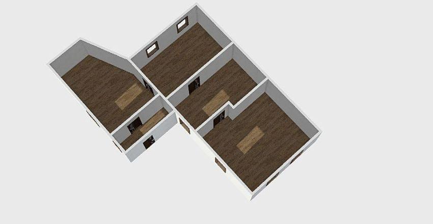 Дома_0294 Interior Design Render