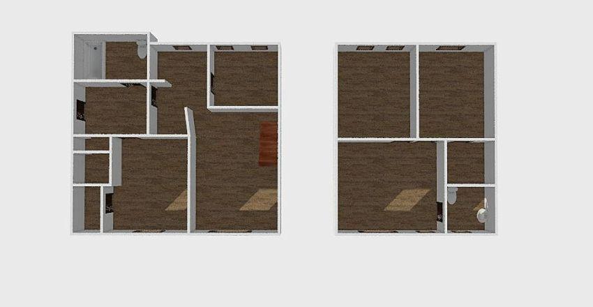 Дома_0295 Interior Design Render