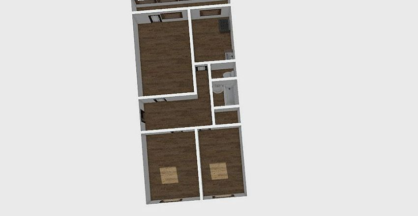 3-комн_073_1 Interior Design Render