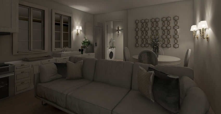 Roçadas 21 Interior Design Render