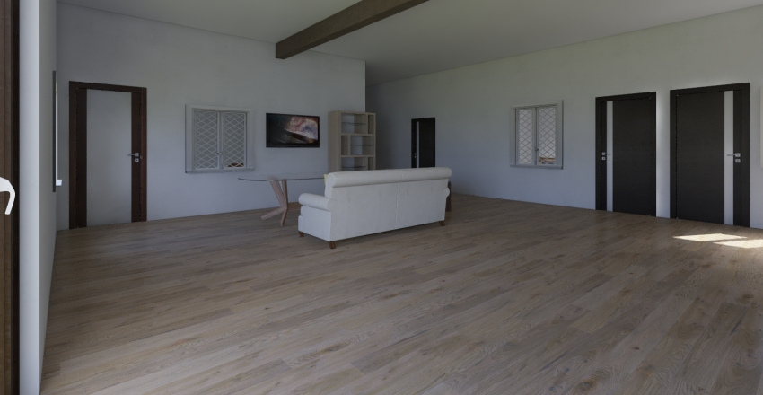 bls Interior Design Render