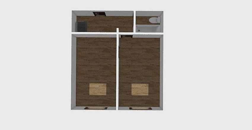 1-комн_0311 Interior Design Render