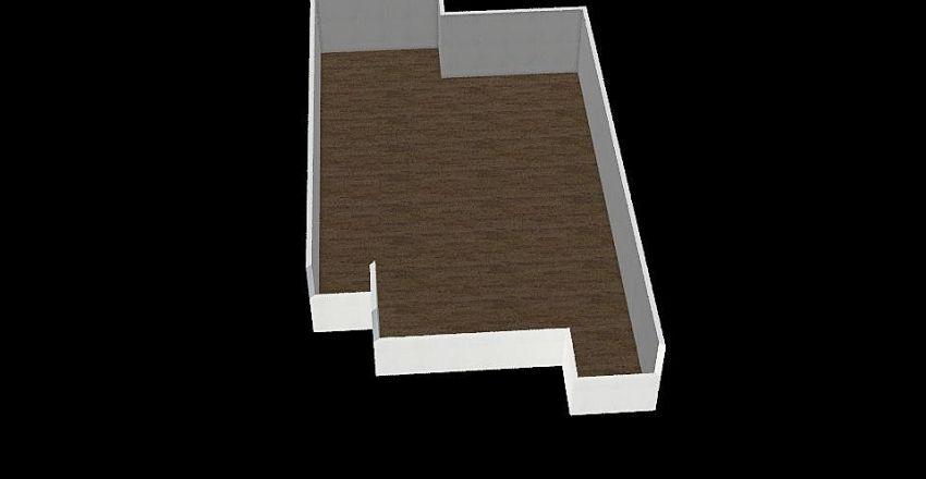 Wakarusa House Interior Design Render