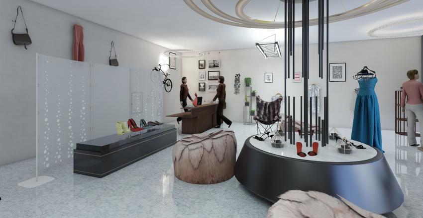 HJHH Interior Design Render