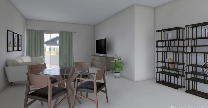 Mirador del Higueron Interior Design Render
