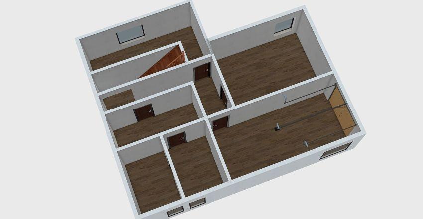č.278 sklep Interior Design Render