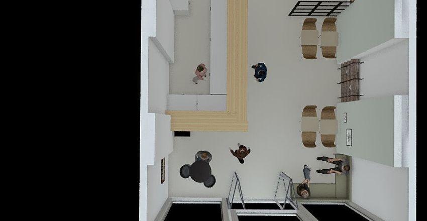Sala ISA2 Interior Design Render