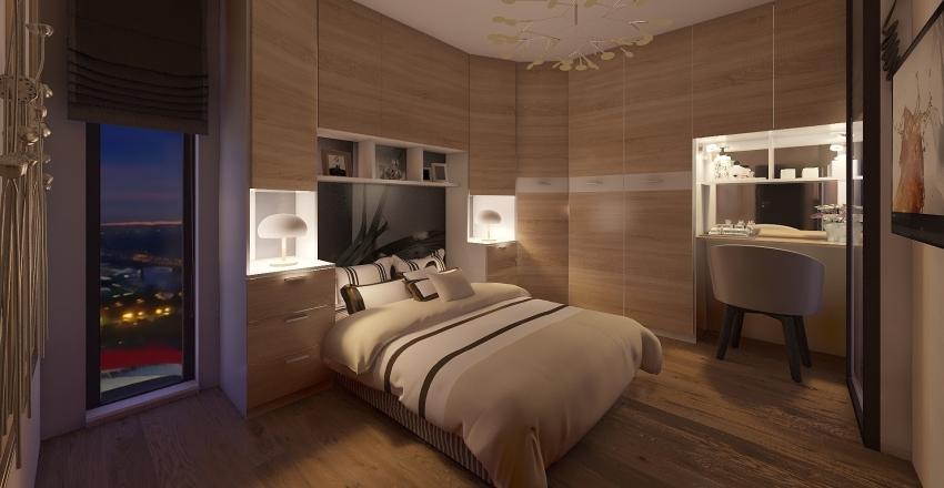 City light Interior Design Render