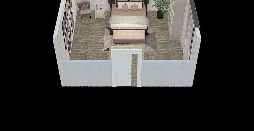 Brooklyn Smith Dream Bedroom 1st hour Interior Design Render