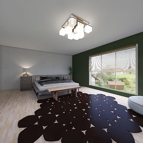 Gracie Loertscher Dream Bedroom Interior Design Render