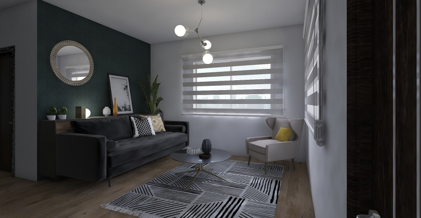 3d Interior Design Render