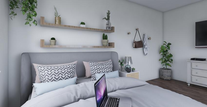 Bellas Room Interior Design Render
