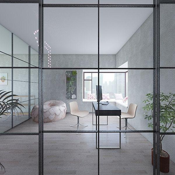 ana Interior Design Render