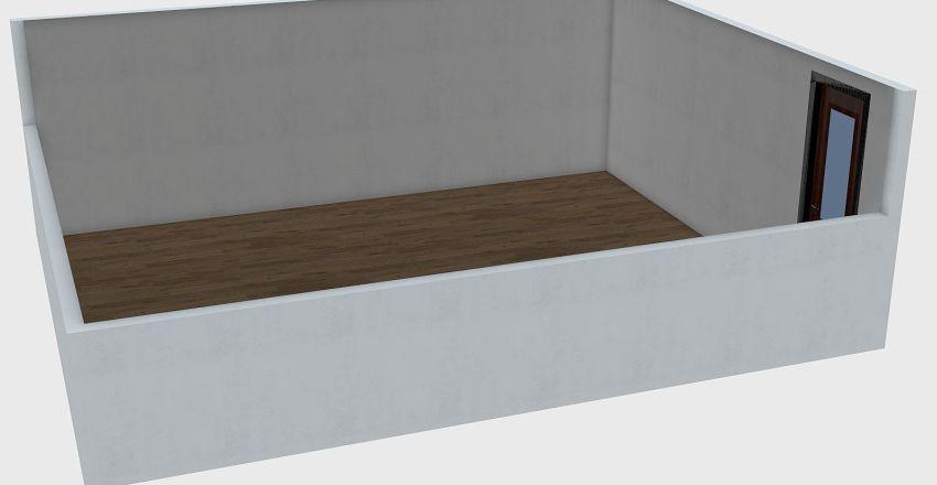 cuarty Interior Design Render