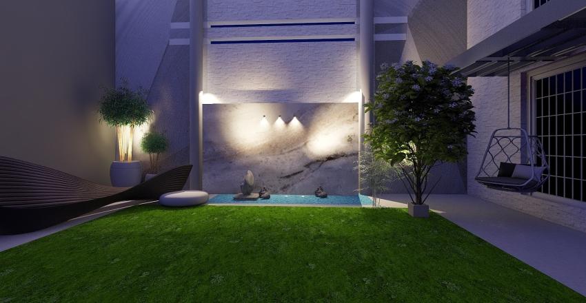 Col Omar DHA Interior Design Render