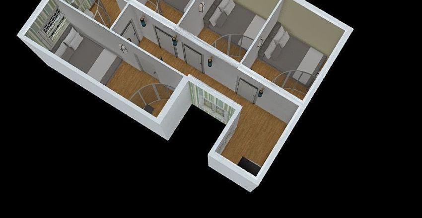 Central Interior Design Render