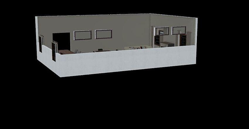 Bradley Addition Interior Design Render