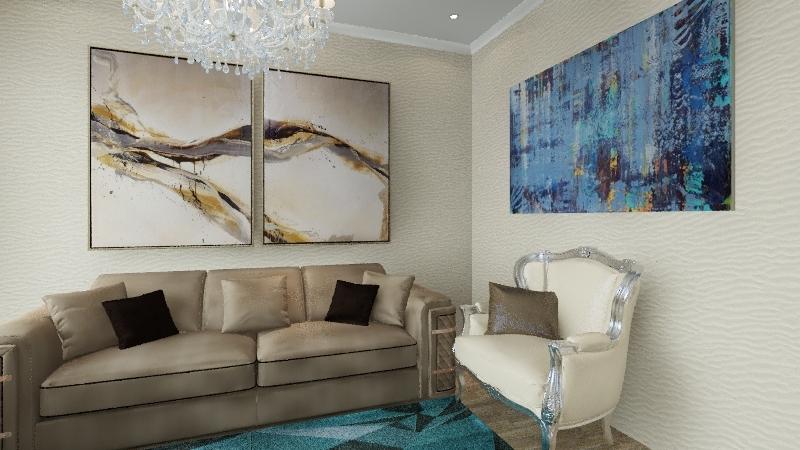 Diseño. Freddy Carrillo Interior Design Render