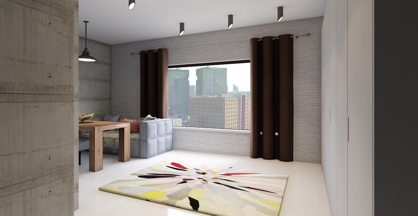 `KV Arischa Interior Design Render