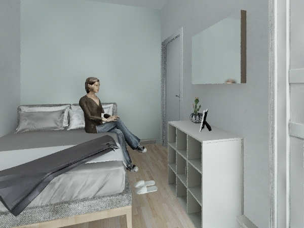 chambre Lisa Interior Design Render