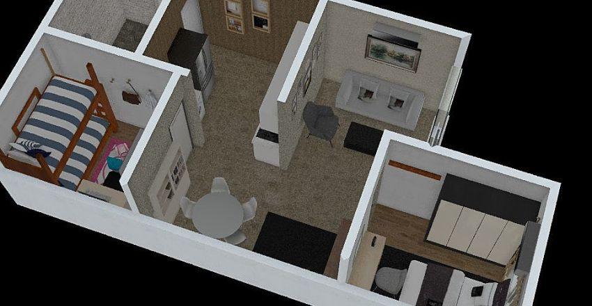 rumahsep Interior Design Render