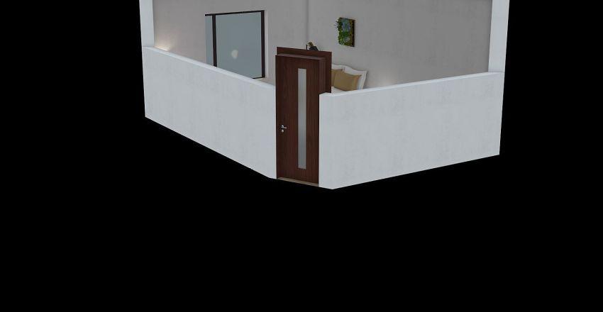 finální mrkev Interior Design Render