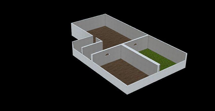 GYM 1ST FLOOR Interior Design Render