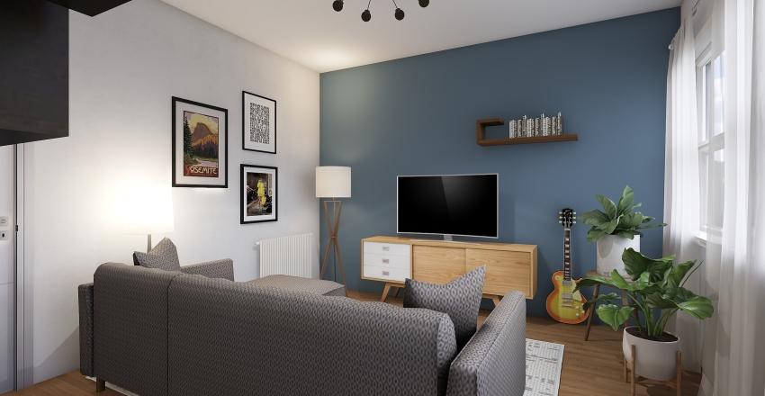living room 23/9 Interior Design Render