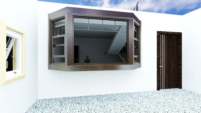 PROYECTO CASA NRO2 Interior Design Render