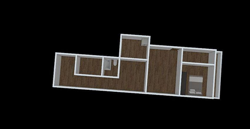 SENTO Y MARIA Interior Design Render
