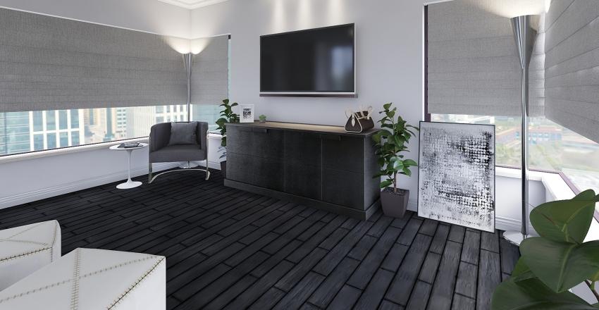 HUMBLE ROOM Interior Design Render